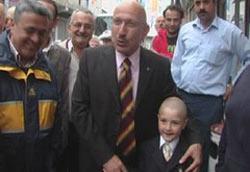 Bayramoğlu, Ç.Hemşin'deydi