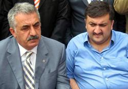 AKP'ye destek için Rize'ye geldi