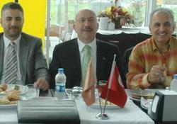 Bayramoğlu'na MÜSİAD desteği