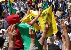 DTP'den PKK'ya açık destek!