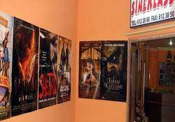 Pazar'da sinema keyfi