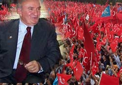 Ahmet Kabil'den miting isyanı