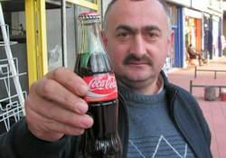 Cola'ya bir tespit de Rize'den