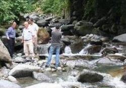 Arhavi cazibeli suya kavuşuyor