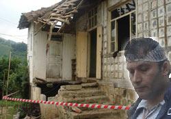 Ardeşen'de seçim binası çöktü!