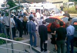 Rize'de Azeri şoför dehşeti: 1 ölü