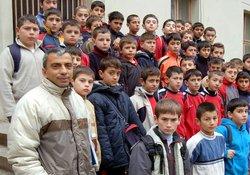 Cami öğrencileri arası turnuva