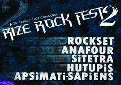 Rize'de Rock Festivali yapılacak