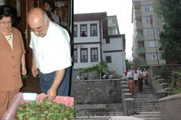 KKTC Milli Eğitim Bakanı Rize'de
