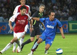 Trabzonspor evinde de mağlup