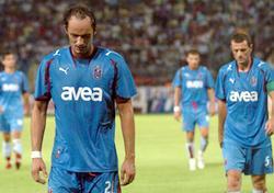Yenilgi, Trabzonspor'u karıştırdı