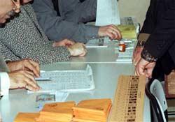 1987'den 2007'ye seçim analizi