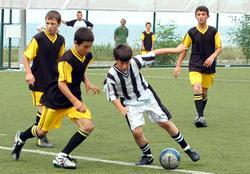 Futbol turnuvası devam ediyor