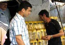 Rize'de 1,5 ton çöp çay ele geçirildi