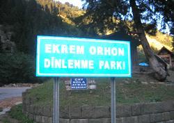 Özak'tan Ekrem Orhon'a vefa