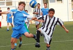 Turnuvanın final maçları başladı