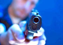 Of'da gece cinayeti: 1 ölü 1 yaralı