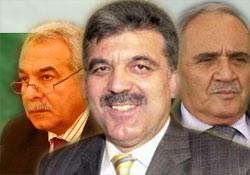 AK Parti'den Çankaya'ya 3 ADAY