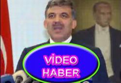 """""""Abdullah Gül'üm benim"""" şarkısı!"""