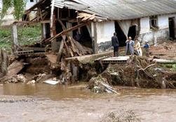 Rize'de şiddetli yağış uyarısı