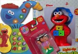 Çin malı oyuncaklar toplatılıyor