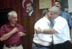 Çayeli Belediyesi'nde mutlu son