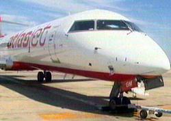 Yolcu uçağı kaçırıldı, yolcular kaçtı!