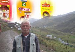 Ovit Çayı'na Anzer ilgisi
