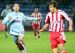 Trabzon'dan gol sesi gelmedi:0-0