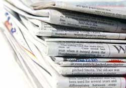 Bugünkü gazetelerin manşetleri