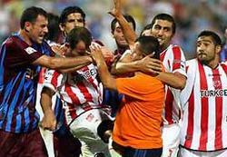 Trabzonspor 5 maç seyircisiz