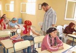Cami öğrencilerinin bilgi yarışı