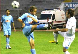 Pazarspor Erzurum'da 2-1 mağlup