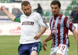 Trabzon&Rize sessuzluk maçı
