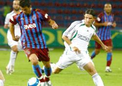Rizespor'a Trabzon da acımadı