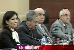 60. Hükümet'te yeni görevlendirme