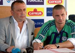 Rizespor'dan yeni transfer