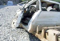 Hopa'da trafik kazası: 1 ölü