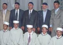 Çayeli'nde icazet töreni