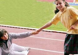 12'sindeki Hilal Trabzon'un gururu