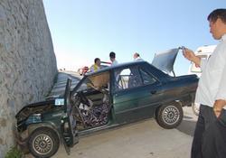Pazar'da kaza: 1 ölü 1 yaralı
