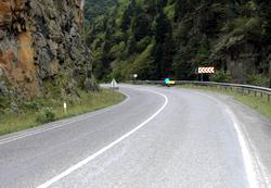 Tünel bekleyen Ovit'e yol şoku