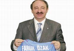 Bakan Özak'dan TS  çağrısı