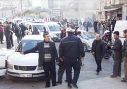 Pazar'da silahlı kavga: 2 yaralı