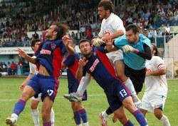Pazarspor liderle berabere: 0-0