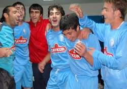 Pazarspor : 2  -  Y.Yozgatspor : 1