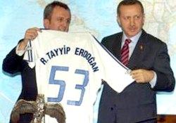 Başbakan Rizespor'u kabul etti