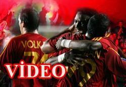 İşte Galatasaray klasiği GOLLER