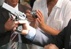 Rize'de silah ruhsatına zorluk