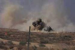 Tunceli ve Şırnak'ta Patlama
